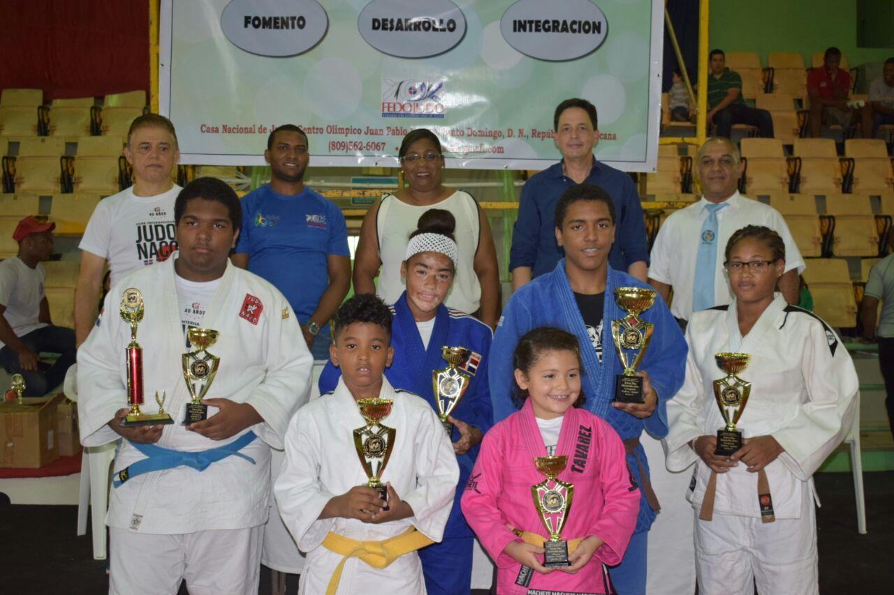 Judo Naco gana campeonato Asojudina; premian más destacados