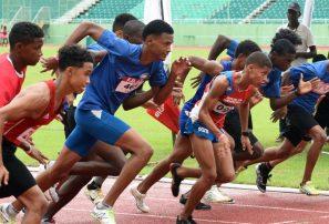 Escogen mejores talentos en Nacional de Atletismo en edad escolar