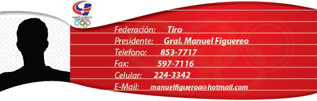 Manuel Figuereo - Tiro