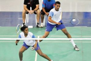Nacional de Bádminton arranca este viernes en el Centro Olímpico