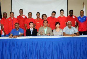 Federación Dominicana de Bádminton y agencia JICA presentan programa