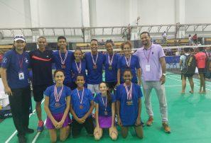 Bádminton RD arranca con 18 medallas defensa de título CAREBACO