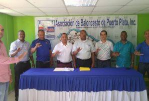 Vinicio Clase, nuevo presidente Asociación de Básket de Puerto Plata