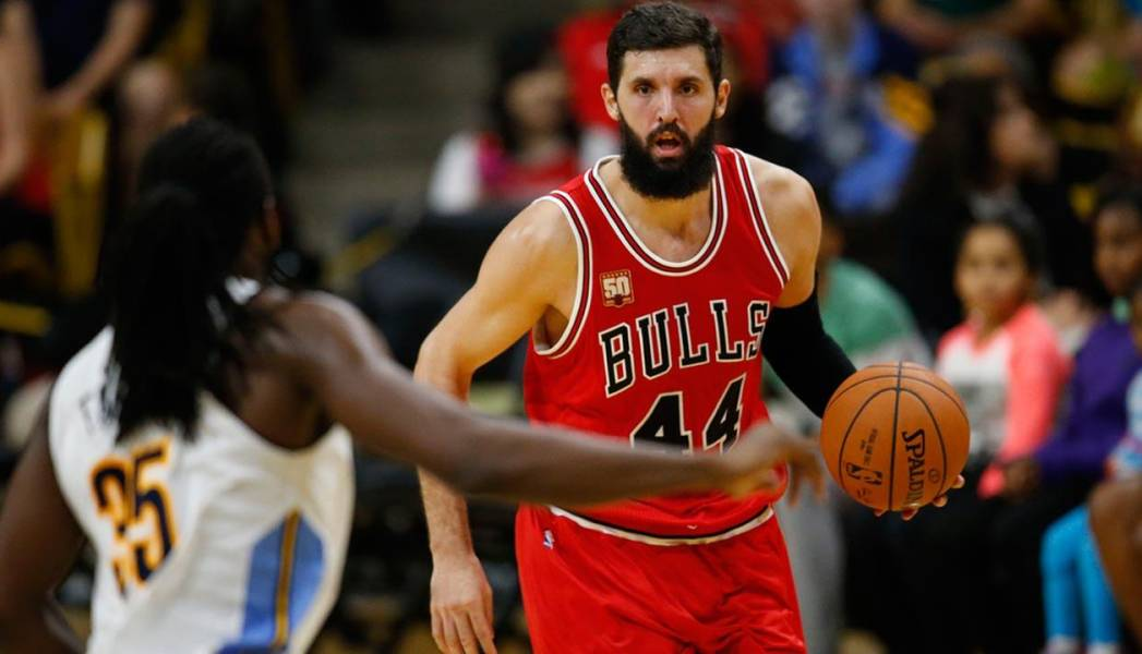 Mirotic firma por dos años con los Bulls