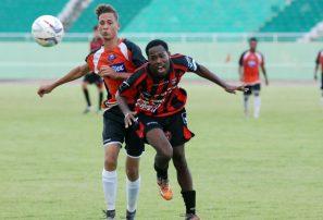 Bauger FC supera 1-0 a la Unev; Atlético Cibao empata