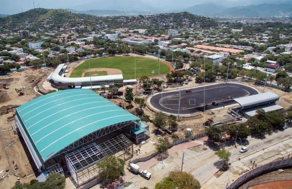 Santa Marta se prepara a toda marcha para los Juegos Bolivarianos