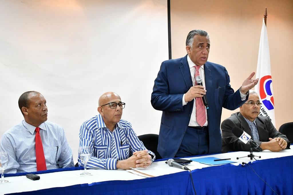 COD se alista a participar Juegos Bolivarianos en 30 deportes