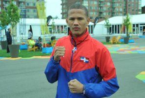 Leonel De los Santos debuta este viernes en Mundial de Boxeo
