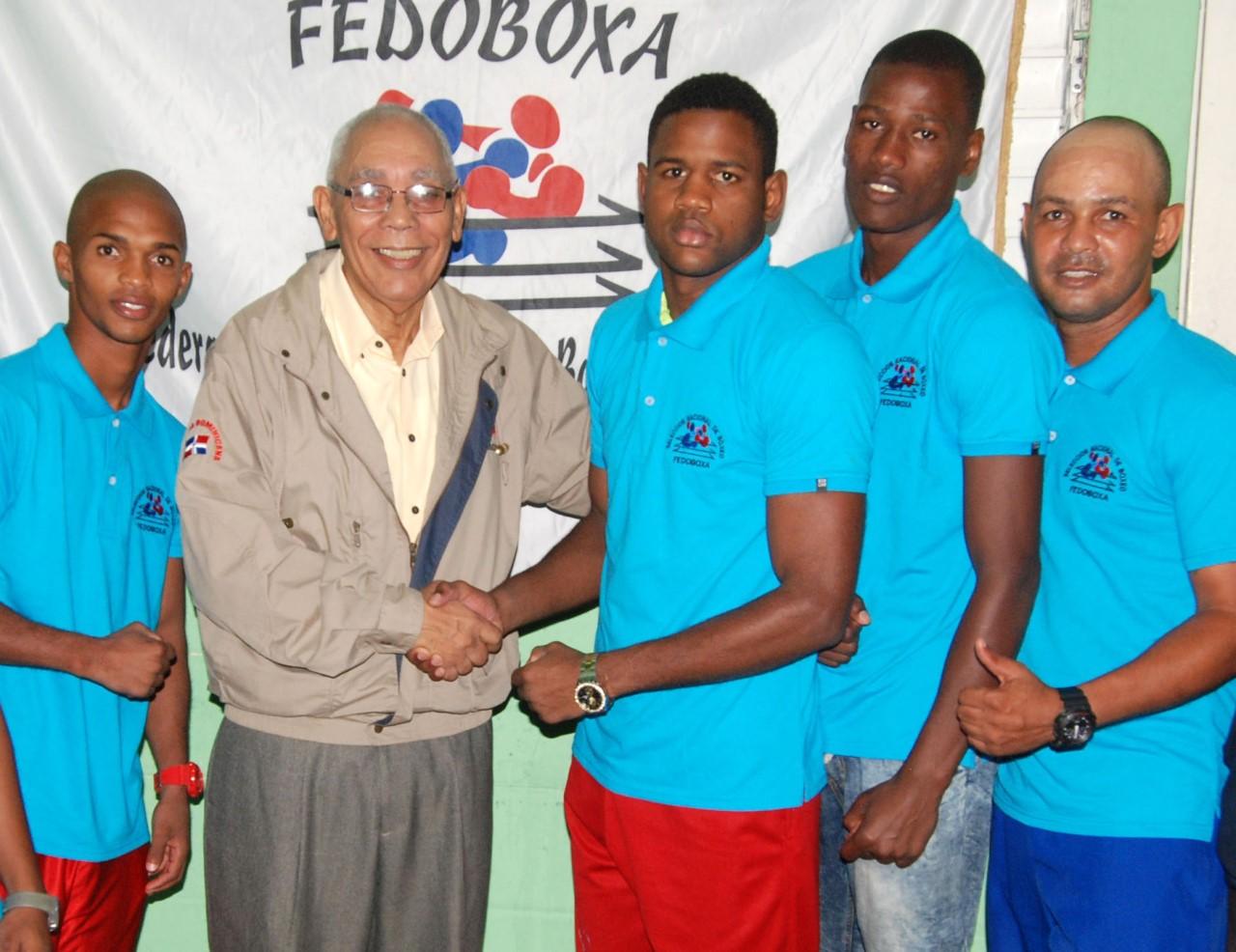 Boxeo de RD inicia este sábado participación en torneo continental