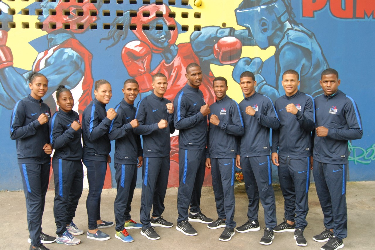 Delegación boxeo sale este martes a torneo Cheo Aponte, inicia ciclo olímpico