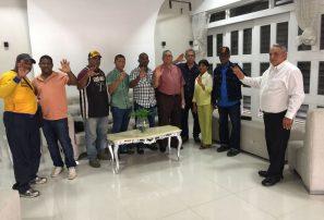 Juramentan a Luis Domínguez nuevo presidente Asociación de Boxeo
