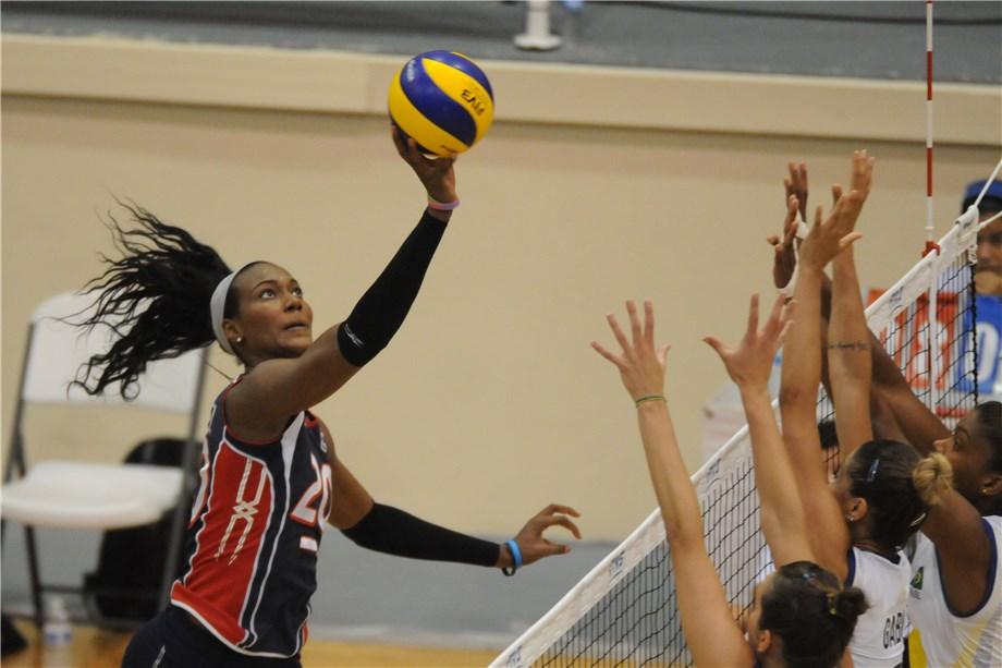 Voleibol RD se fogueará en Brasil de cara a Copa Panam