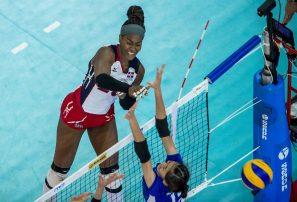Dominicana derrota a Tailandia en Grand Prix