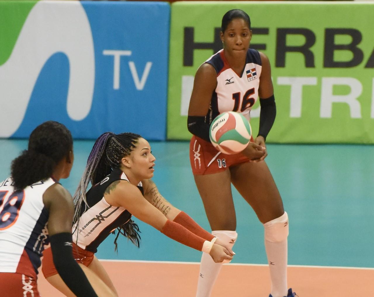 Selección Voleibol RD sale este martes a Grand Prix