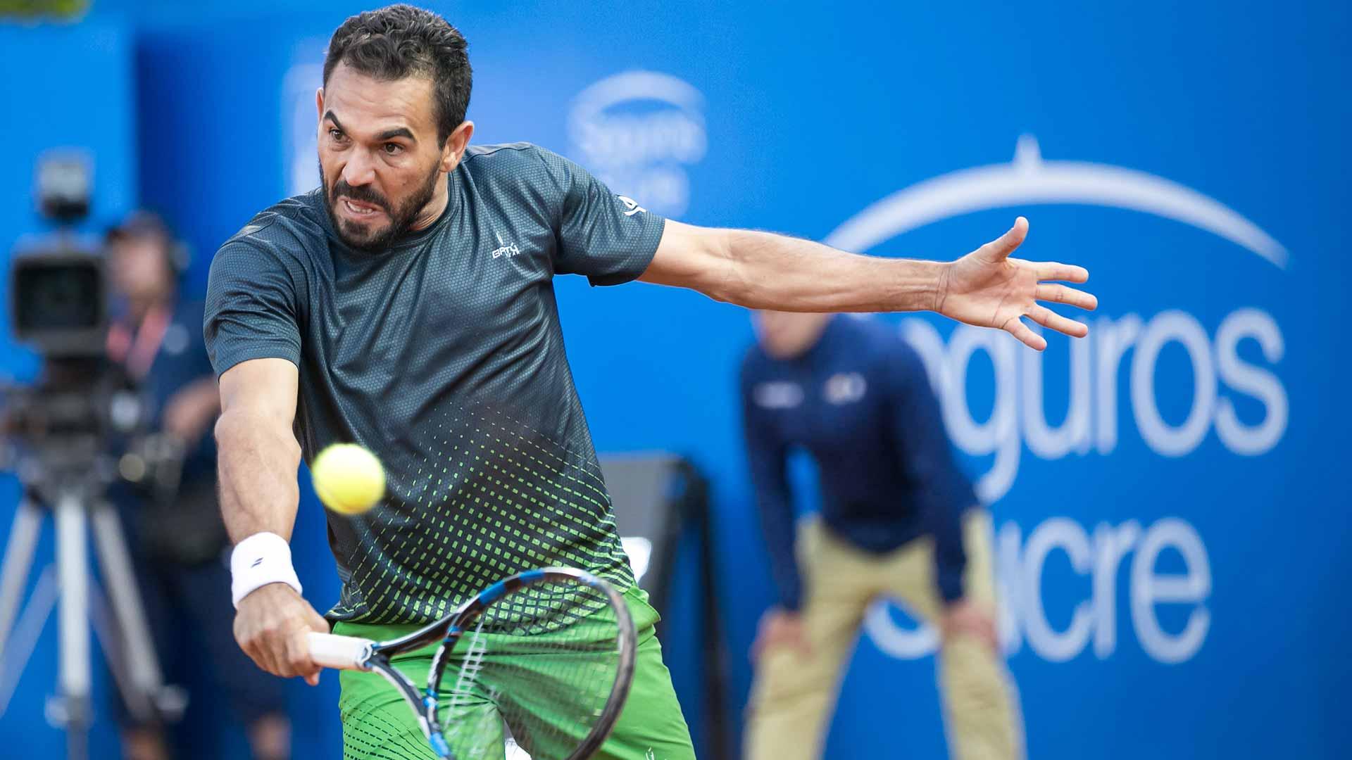 Estrella Burgos se coloca en el puesto 79 del ranking ATP