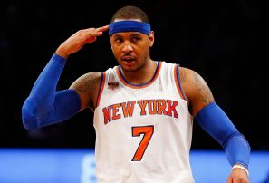 Carmelo Anthony se une a Westbrook y Paul George en Thunder