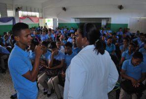 Comisión Mujer y Deporte del COD realiza jornada de orientación en Bonao
