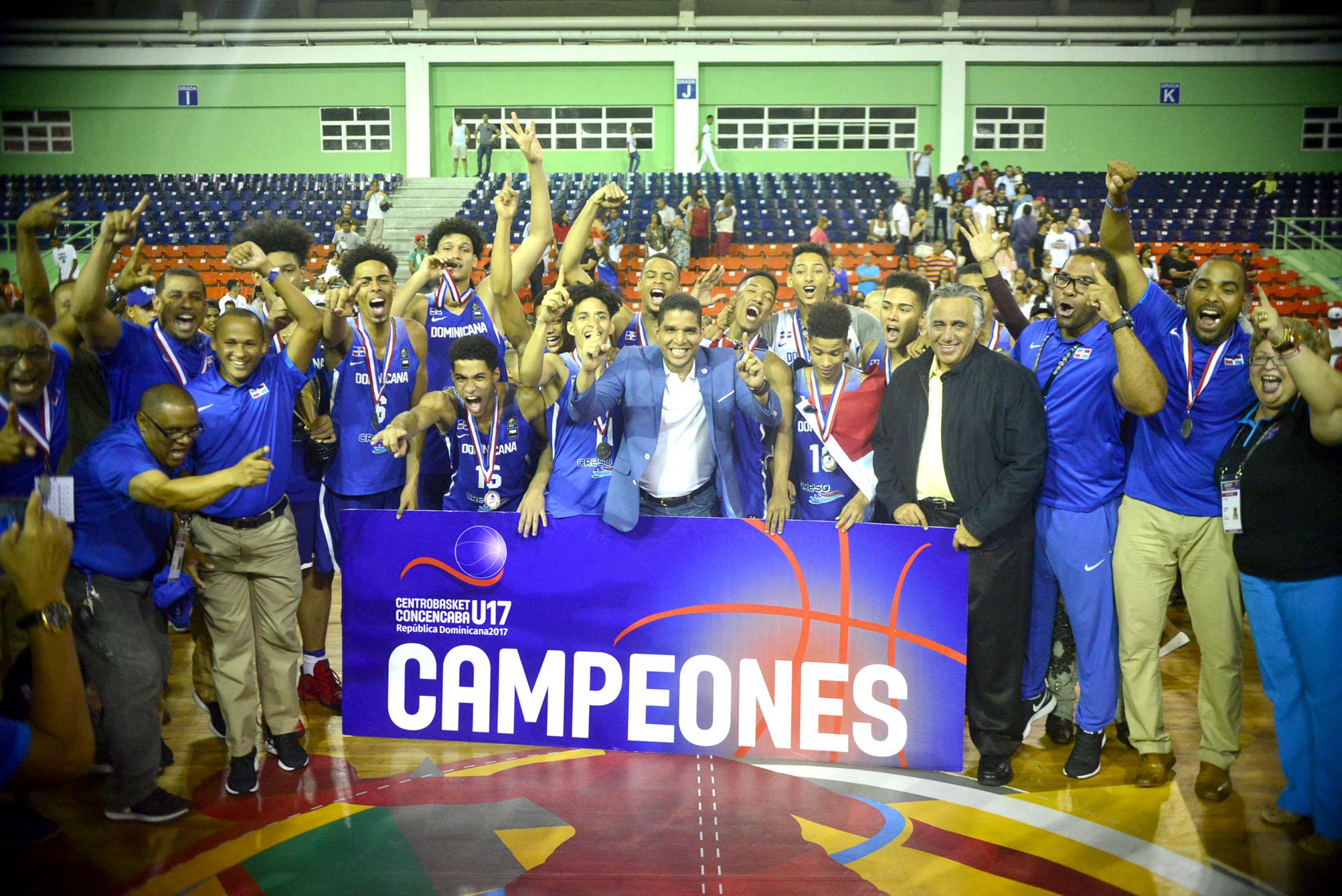 COD felicita escogencia Solano a inmortalidad y celebra oro basket U-17