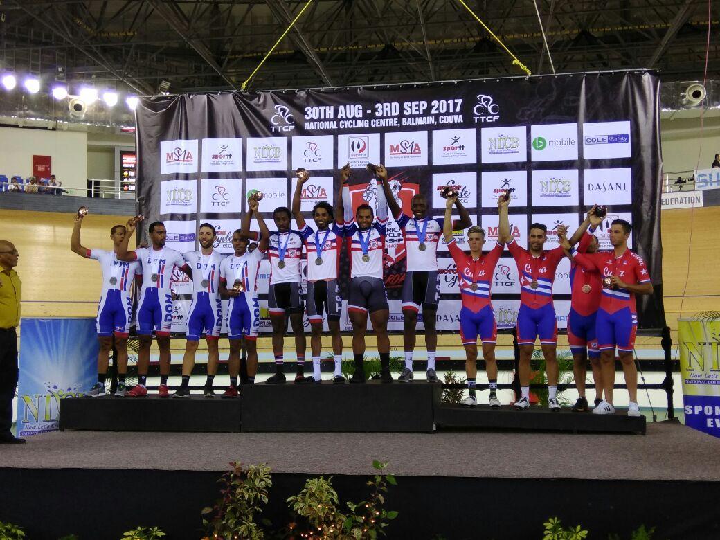 Selección ciclismo obtiene ocho plazas para Juegos Centroamericanos