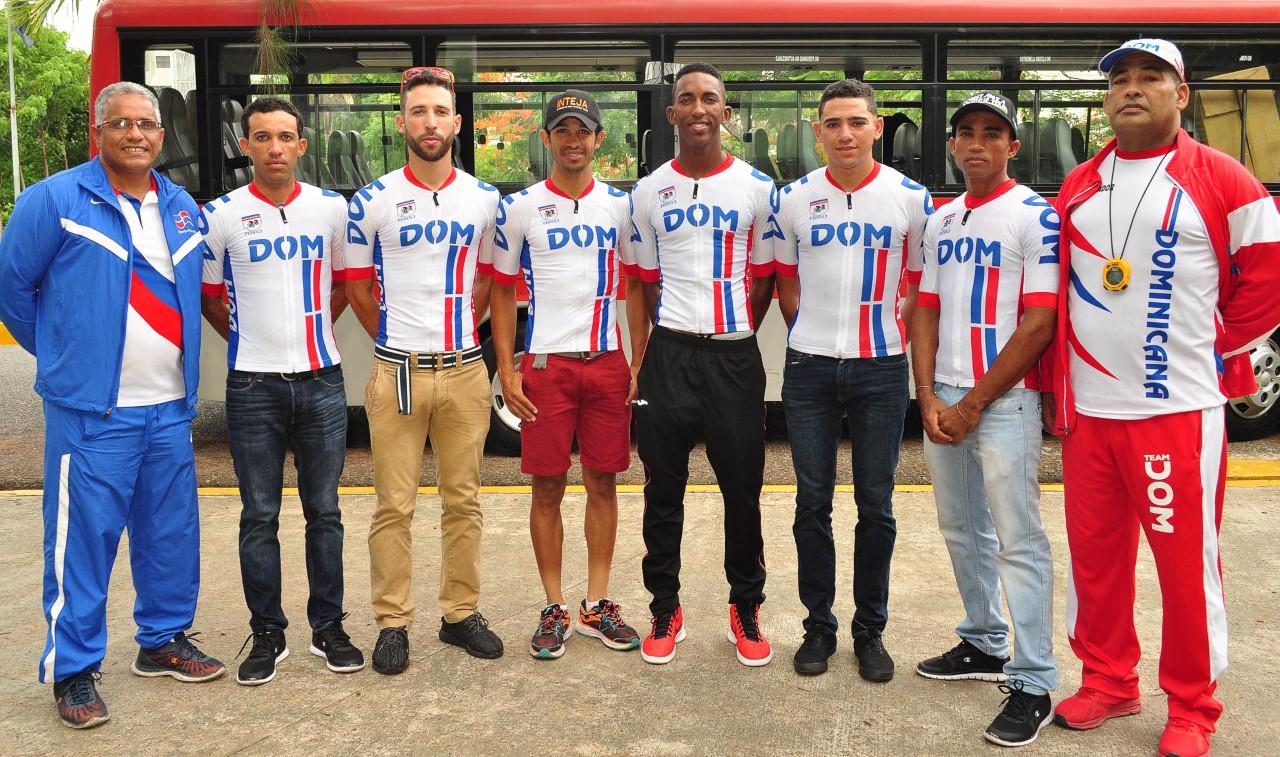 Selección Nacional de Ciclismo verá acción en la Vuelta Martinica