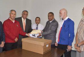 COD entrega liquidación a Miderec sobre recursos Río 2016