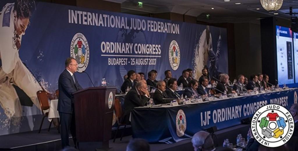 Marius Vizer, reelecto presidente Federación Internacional de Judo