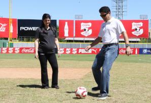 Inauguran etapa Santo Domingo de Fútbol Inter-escolar