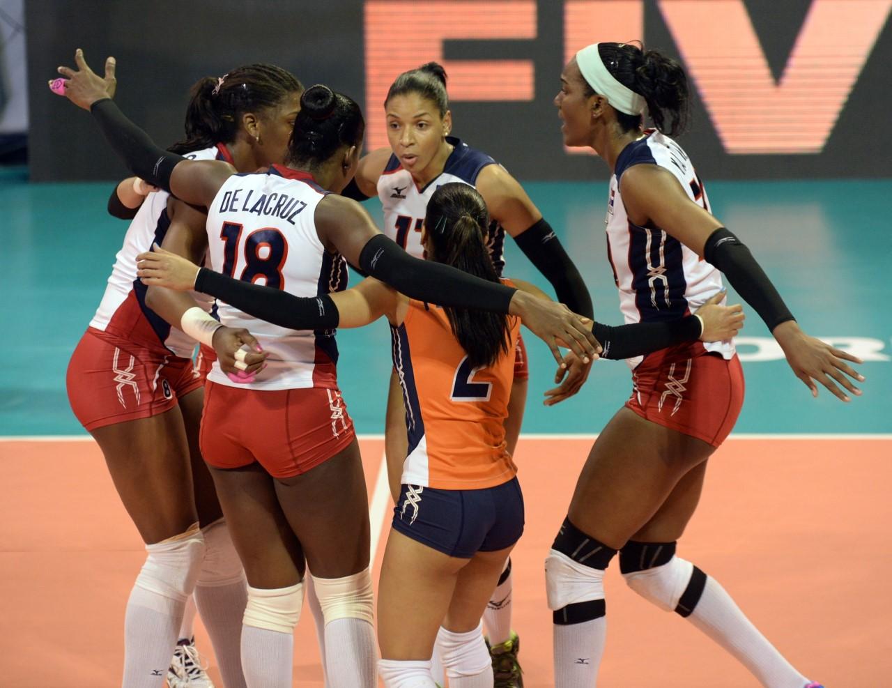 Voleibol RD debutará ante Trinidad en inicio Copa Panam