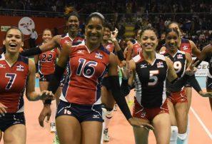 Dominicana se queda con plata en Copa Panam de Voleibol