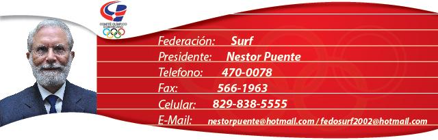 Nestor Puente - Surf