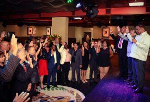 Danilo Díaz juramenta CO Juegos Patrios de la Florida