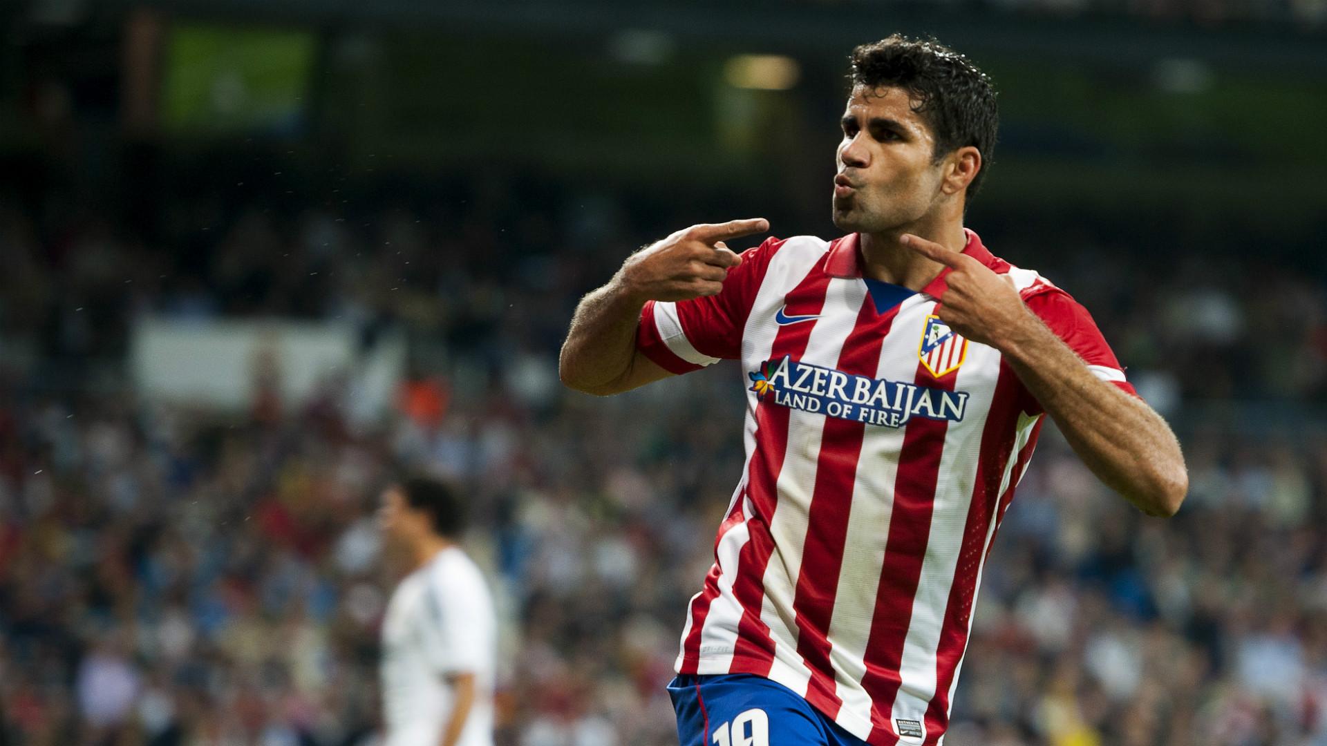 Diego Costa retorna al Atlético de Madrid