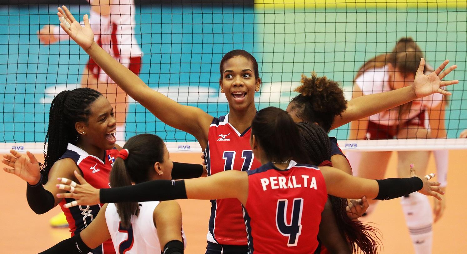 Dominicana derrota 3-2 a Polonia en debut mundial sub-20