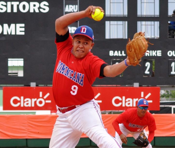 RD vence a Aruba en Panamericano de Softbol Masculino