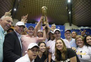 Medina felicita a Metros de Santiago, campeones LNB