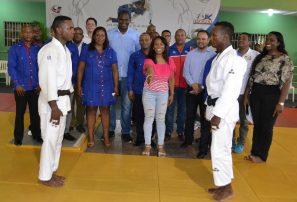 Monte Plata y San Cristóbal, oro en kata nacional superior judo