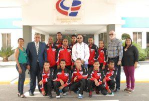 Gimnastas salen a clasificatorio para Centroamericanos de Barranquilla