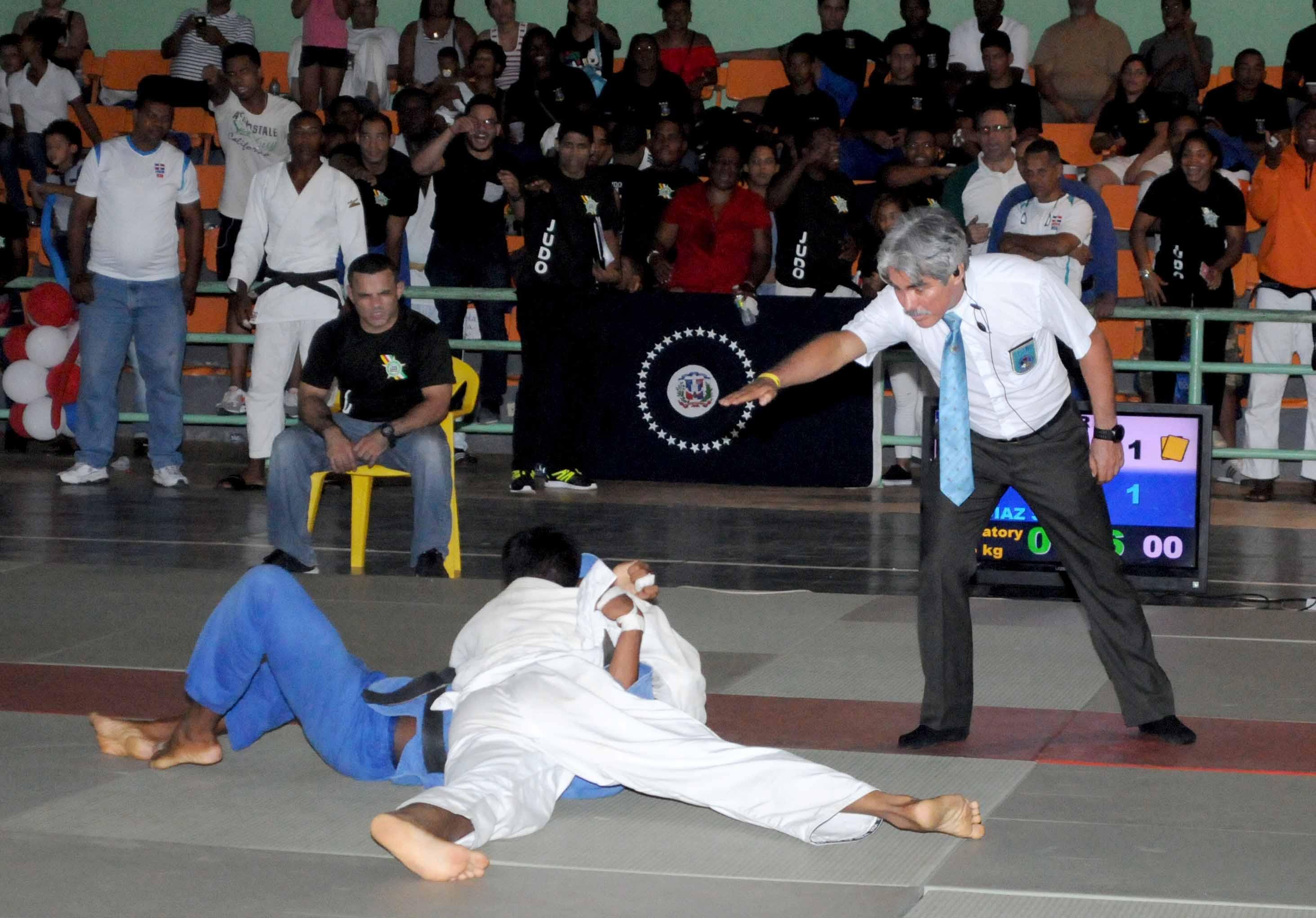Armada RD logra título de campeón judo Juegos Militares