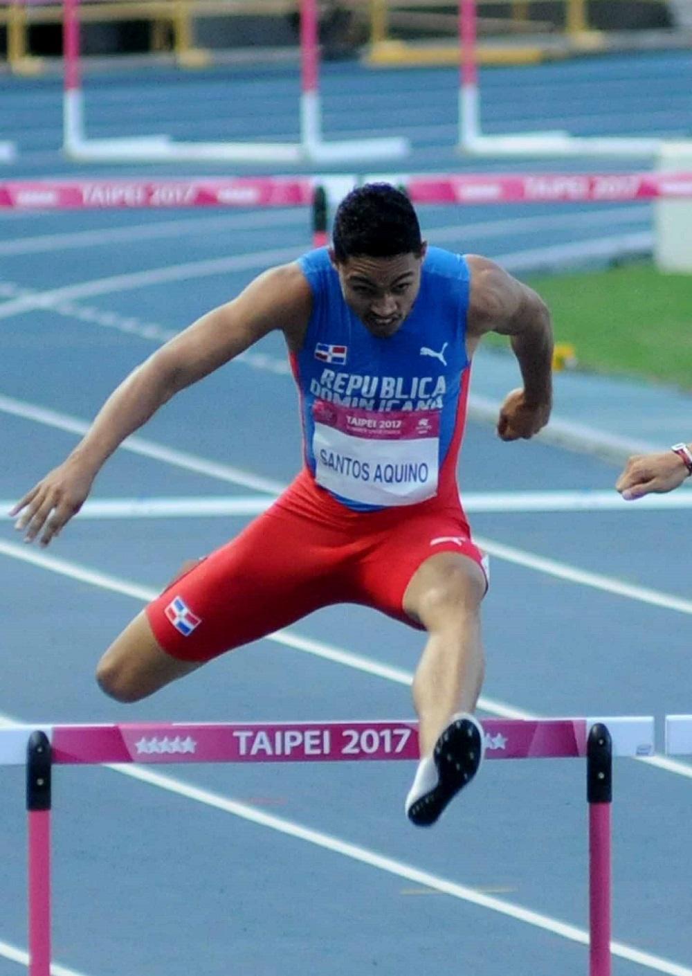 Juander Santos da otro oro a RD en Mundiales Universitarios