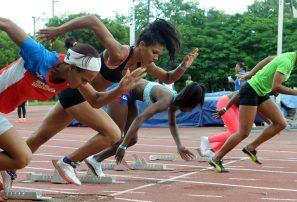 Provincias Santo Domingo y Monte Plata dominan nacional de atletismo