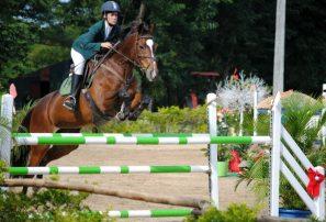 Giorgia Ieromazzo se impone en sexta prueba puntuable de salto