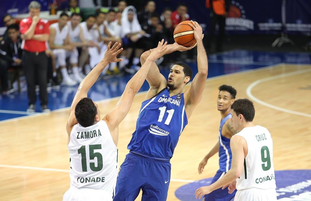 RD se prepara para ser sede de partidos de FIBA