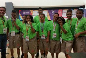 Boliche RD logró 7 medallas en Olimpiadas Especiales de Panamá