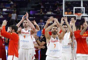España se clasificó a cuartos de final del Eurobasket