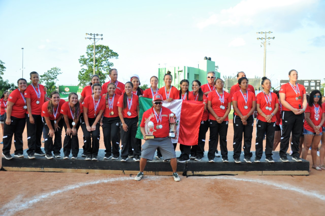 Estados Unidos logra corona del Campeonato Panamericano de Softbol Femenino