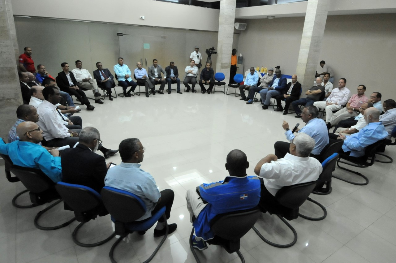 COD convoca a federaciones deportivas nacionales a asamblea