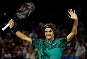Federer gana su tercer título en Miami tras vencer a Nadal
