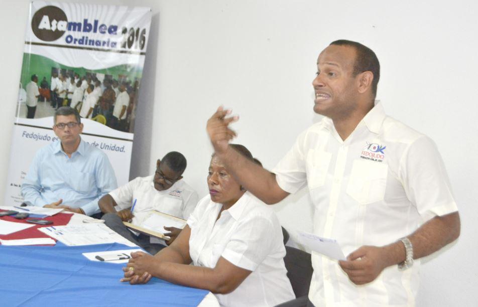 Fedojudo aprueba presupuesto 2017 en asamblea