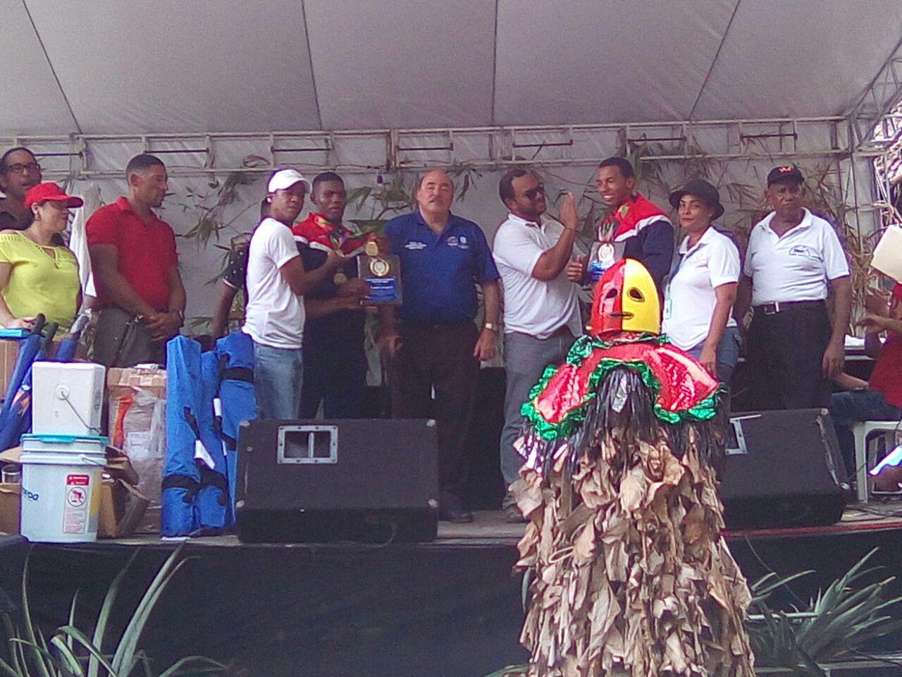 Atletas de Fedoreca acaparan atención en la Feria Ecoturismo Cotuí