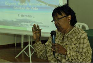 Comisión Deporte y Medioambiente COD clama por defensa de los recursos naturales